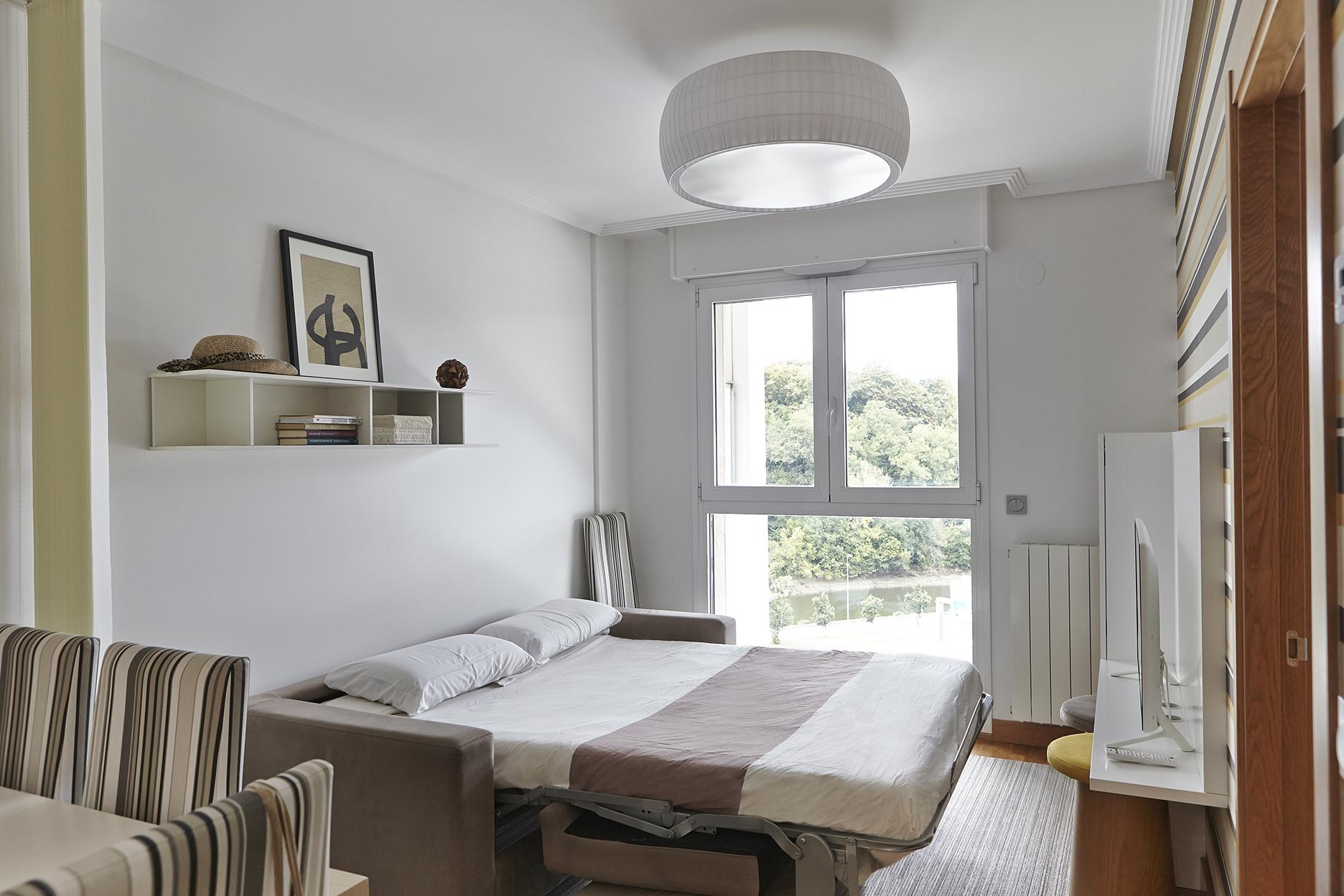 Cosy sofa-bed